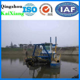 Kaixiang Mini-Sand Scherblock-Absaugung-Bagger für Verkauf mit niedrigem Preis