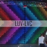 Populaire uitverkoop! ! LED Video Star-gordijn