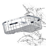 Вспомогательное оборудование ванной комнаты определяет шкаф ванны в нержавеющей стали