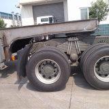 Camion resistente manuale del trattore 6X4 di velocità della testa 10 del camion di HOWO 60t LHD