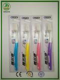 Transparente Griff-Nano Messinstrument-Erwachsen-Zahnbürste