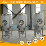 Grande caldaia di fermentazione dell'acciaio inossidabile
