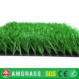 Het s-vormige Kunstmatige Gras van het Gebied van de Voetbal van het Gras van het Voetbal van het Garen Mini