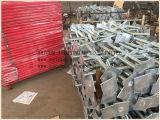 Base creuse Jack d'échafaudage de Galvanizedd pour 500/600mm/700mm