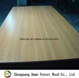 madera contrachapada laminada melamina de la base de la madera dura de 16m m
