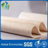 Filtro de aramida de buena calidad de tela para bolsas de filtro colector de polvo