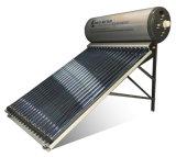 Presión calentador de agua solar dividido caloducto