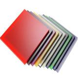 Gekleurde AcrylBladen PMMA voor LEIDENE Neons.