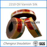 Öl lackierte elektrische Seide der Isolierungs-2210