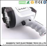 6V 높 발광성 크리 사람 LED 토치 빛