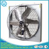 Ventilateur de refroidissement s'arrêtant d'échappement d'installation pour l'étable