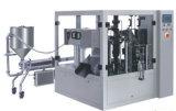Machine à emballer liquide de jus automatique en plastique