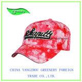 色刷の王冠3Dの刺繍のスポーツの帽子