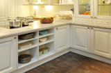 Estilo moderna cozinha de PVC Cabint (zc-012)