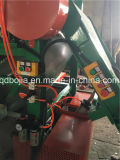 Batch di gomma del dispositivo di raffreddamento di Qingdao Bojia fuori dalla macchina più fredda