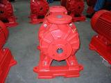 Pompa centrifuga di alto stile efficiente orizzontale di Dfw con il certificato del Ce ISO9001