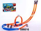 Автомобиль самого нового металла B/O игрушки игрушек электрического железнодорожный (596626)