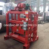 SteinZiegeleimaschine des staub-Qt4-40 Klein die Herstellung der Maschine blocken