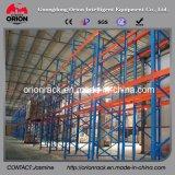 Stahlkonstruktion-Zahnstangen-Regal für Lager