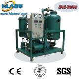Petrolio di lubrificante usato spreco che ricicla processo