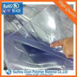 Жесткая Очистить лист из ПВХ для покрытия