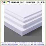 Доска твердых и Gloosy PVC пены для напольного печатание