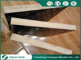 a película de 1220X2440X21mm enfrentou a madeira compensada
