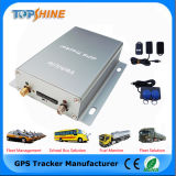 Rastreamento em tempo real do veículo GPS Tracker com Sensor de Combustível