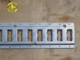 Retenue de charge de l'aluminium de la piste/piste/voie d'arrimage de la charge de fixation en aluminium