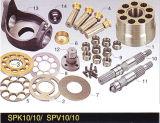 Pièces de rechange hydrauliques de pompe à piston du chat Sbs120/140 Spk10/10 et pièces de réparation