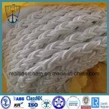 Umsponnenes Seil des Polyamidmultifilament-8-Strand für Lieferung