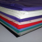 Tessuto/tessuto di cotone/singolo cotone puro della Jersey/tessuto lavorato a maglia