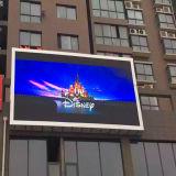 Usine de publicité polychrome extérieure d'Afficheur LED de centre commercial