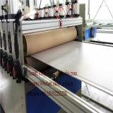 Машинное оборудование основного слоя пола машины WPC половой доски PVC