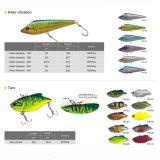 Het nieuwe Lokmiddel van de Visserij van het Potlood van de Bel van het Ontwerp Goedkope Japanse