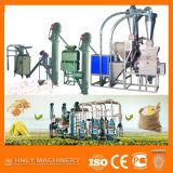 Máquinas da fábrica de moagem do trigo com melhor preço