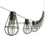 Neue Solargarten-Rahmen-Zeichenkette-Lampe für Dekoration (RS1007)