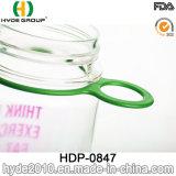 Venda por grosso de 900ml plástico livre de BPA Tritan garrafa de água com palha (HDP-0847)