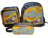 bolso de la honda del hombro del bolso de escuela de la honda del poliester 600d