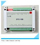 RS485/232 Modbus RTU를 가진 8PT100에 의하여 입력되는 팽창할 수 있는 Io 모듈 Stc 106