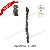 In het groot Kunstmatige Decoratie van Kerstmis van de Gift Plastic 180cm/190cm/200cm