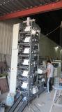 Rtry-420f Web estrecho etiqueta de máquina de impresión Flexo PVC