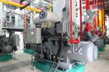 Composé de la réfrigération double compresseur à vis de l'étape