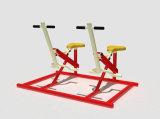 La mejor venta entrenador elíptico al aire libre equipo de la aptitud parque de atracciones mercancías cuerpo Equipo de construcción FT-Of308