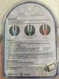 3 colores Temperatura del sensor LED Europea del grifo de cocina