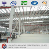 Sinoacme는 구조 강철 프레임 창고를 조립식으로 만들었다