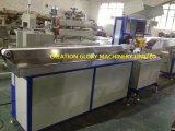 Машинное оборудование пластмассы прессуя для производить трубопровод TPU медицинский