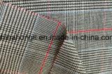 Hilado teñido de Poli/tela de rayón, seccionados, 220 g/m²