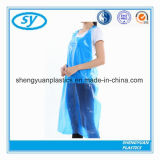 Tablier remplaçable de PE de protection tablier personnel d'habillement de poly