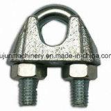 熱いすくいケーブル28mmのための電流を通されたDIN6899bワイヤーロープの指ぬき